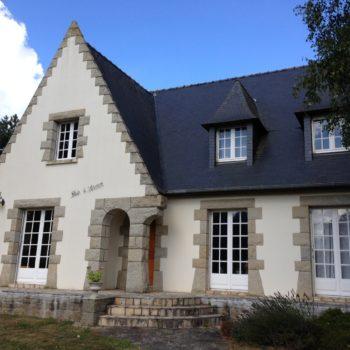 Maison B. – Extension et rénovation d'une maison néobretonne – Côtes d'Armor – Bretagne