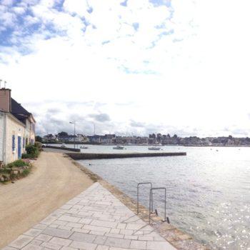Maison L – Rénovation d'une maison de bord de Mer – Plouhinec – Morbihan- Bretagne