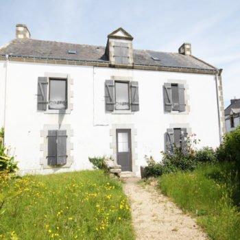 Maison L'A – Rénovation d'une maison bretonne – Carnac – Morbihan – Bretagne