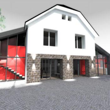 Maison LG – Extension et Rénovation – Carnac