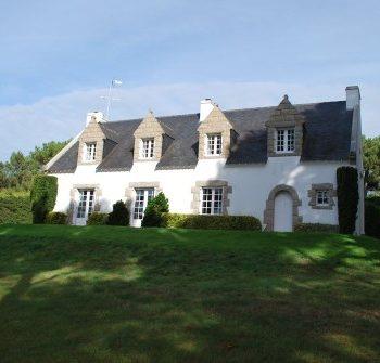 Maison néo bretonne – bord de mer – Rénovation Contemporaine – Crac'h