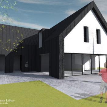 VILLA T. – Construction d'une Villa – Energie BBC+ – La Trinité-sur-Mer